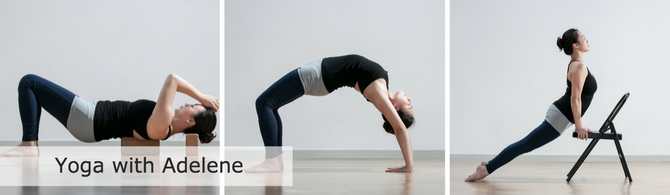 Why Do We Practice Yoga Adelene Cheong